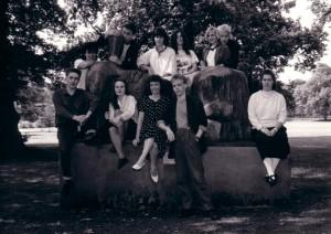 SU David's Exec 1988-89 a