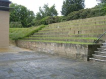 Audience Viewing Area - Amphitheatre