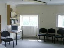 Oval Room (second floor)