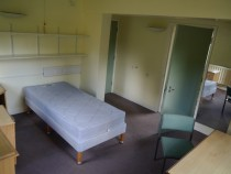 Haigh 2 room converted into accessible room dn