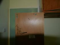 Haigh 5 wardrobe door detail dn