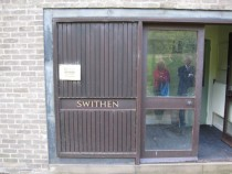 Swithen - front door and name dn