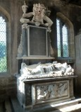 Monument of Sir Thomas Wentworth and Wife, Grace.