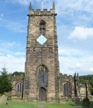 13th Century Tower of All Saints' Church, Silkstone.
