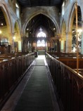 Nave of All Saints' Church, Silkstone.