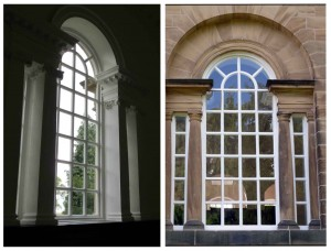Palladian East Window