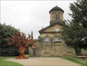 Ai Weiwei's Iron Tree