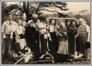 1952 - Staff Hockey Team