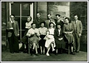 1953 - Staff Coffee Break