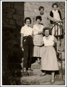 1956 - Visit to Suffolk