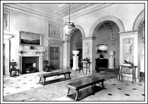 Portico Hall 1930s