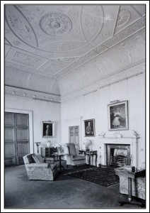 Yellow Drawing Room (Later known as the Adam Room)