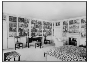 Roman Bedroom