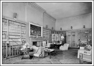 Regency Library in 1938