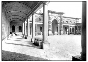 Stable Block Courtyard