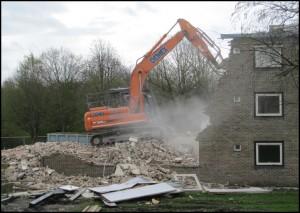 Demolition of Beaumont