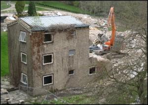 Demolishing Allendale