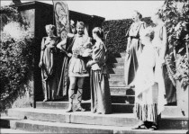 Dido & Aeneas - 1953. Image provided by Martial Rose.