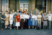 1999 Reunion of students from 1949