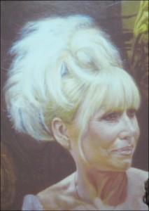 Portrait of Dame Barbara Windsor