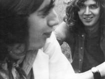 Malcolm Williamson (right)