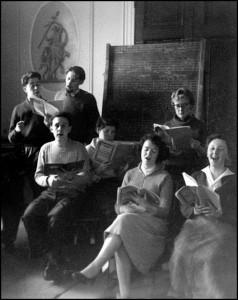 Choir 1958