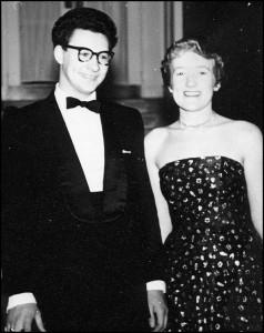 1958 Tony Crimlisk & Liz Horner