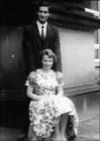 Ann Saxby & David Wigley - 1960