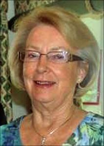 Ann Wigley (nee Saxby) - 2012