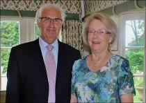 David & Ann - Golden Wedding Anniversary - 2012