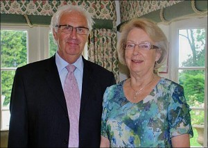David & Ann - Golden Wedding Anniversary - 2012