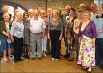 '1958 Group' Reunion - 2014