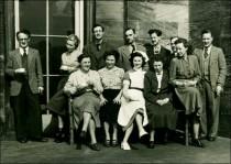 Bretton Staff: 1953