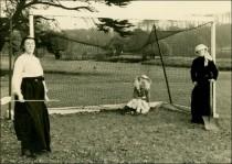 Daphne Bird; Seonaid Robertson; Margaret Dunn – 1952