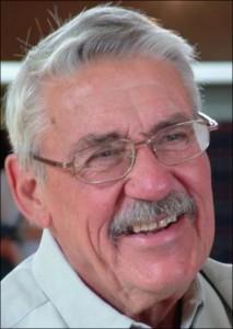 Bob Johnson at the 2007 Reunion
