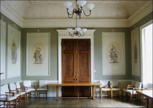 Former Breakfast Room of the Allendale Family