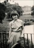 Margot on Cascade Bridge – 1954