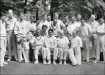 Staff & Students' Cricket Team 1958