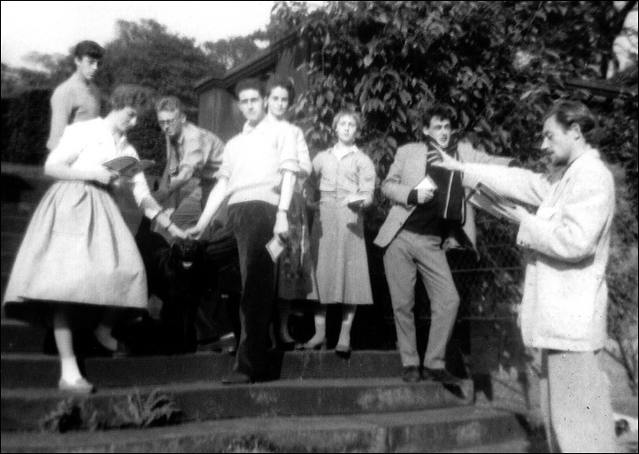 Drama Rehearsal - 1959