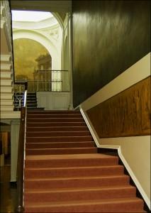 Main Stairway - 1970