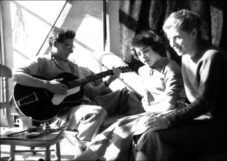 Mike Green, Anne Hooper & Joyce Hannan