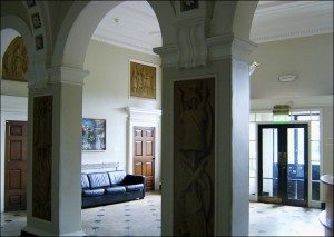 Portico Hall