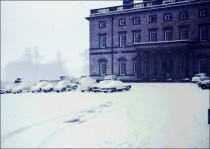 Mansion in Winter - 1968