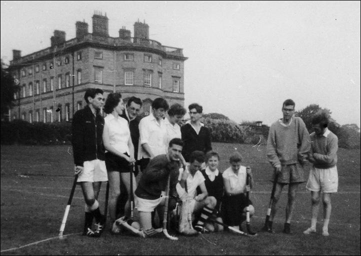 Hockey team - 1958-59