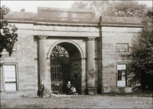Archway Lodge - 1920s - (Photograph kindly provided by Leonard Bartle - NAEA)
