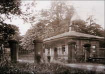 Haigh Lodge - 1920s - (Photograph kindly provided by Leonard Bartle - NAEA)