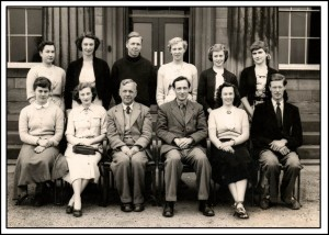 Tutorial Group in 1952