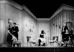 'The Bald Prima Donna' by Ionescu