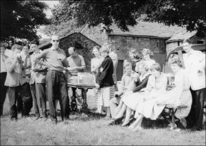 Drama Group Picnic - 1958