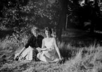 Elsie Williams and Friend